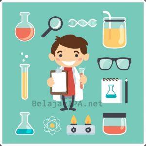 Melakukan Percobaan dari Metode Ilmiah - Beajar IPA