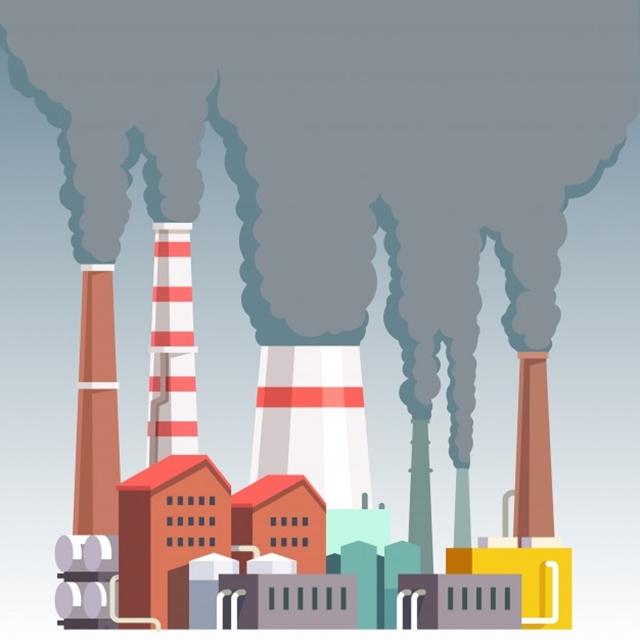 7++ Contoh Pencemaran Udara, Dampak, Pengertian, Faktor Internal dan Eksternal, serta Cara Mengatasinya
