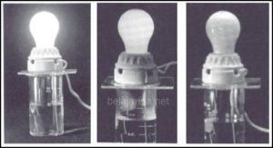Larutan Elektrolit Lampu