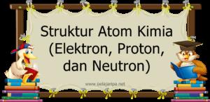 Struktur Atom Kimia (Elektron, Proton, Neutron)1