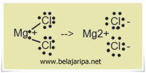 senyawa ion mgcl2